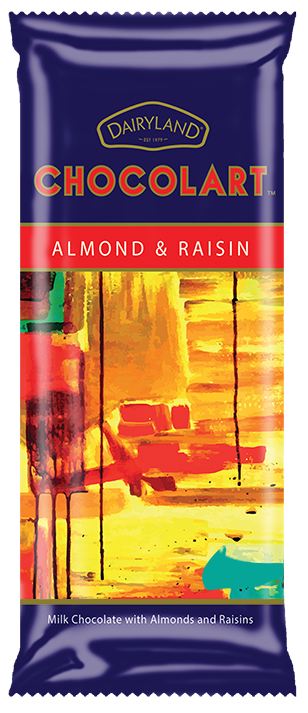 Almond and Raisin
