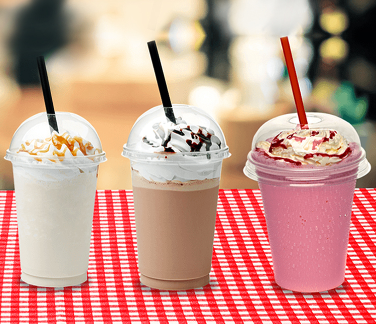 Shakes on the Go! Flavoured milk